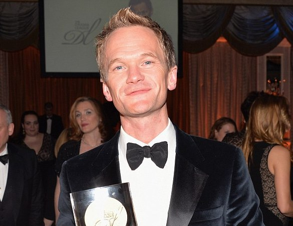 NPH at Drama League Photo Getty Images