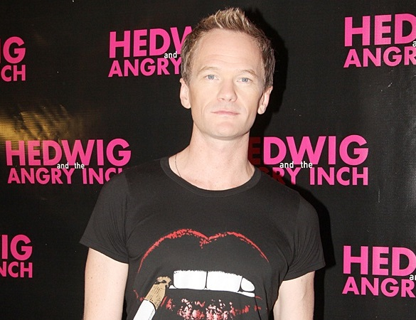 Neil Patrick Harris, Broadway, NPH, Interview, Hedwig, Drag, Rock and Roll. Hedwig and the Angy Inch
