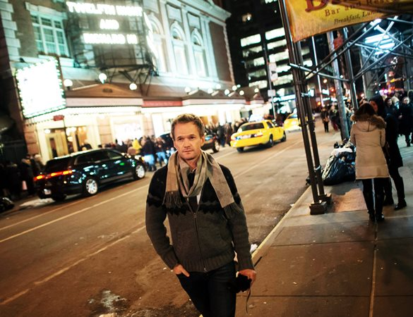 Neil Patrick Harris Hedwig NY Times