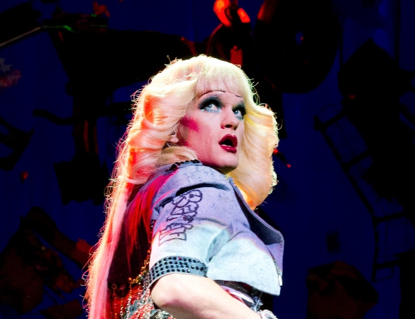 Hedwig Musical Production Still