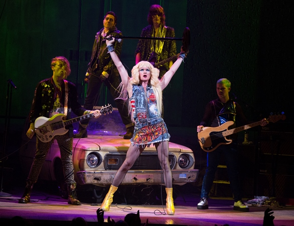 Hedwig Winner Drama League