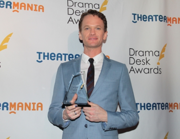 Neil Patrick Harris Best Actor