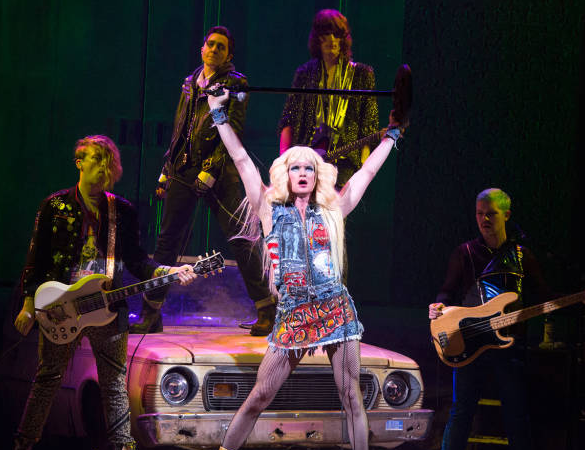 Neil Patrick Harris, hedwig, Tony Awards