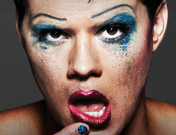 Andrew Rannells Hedwig