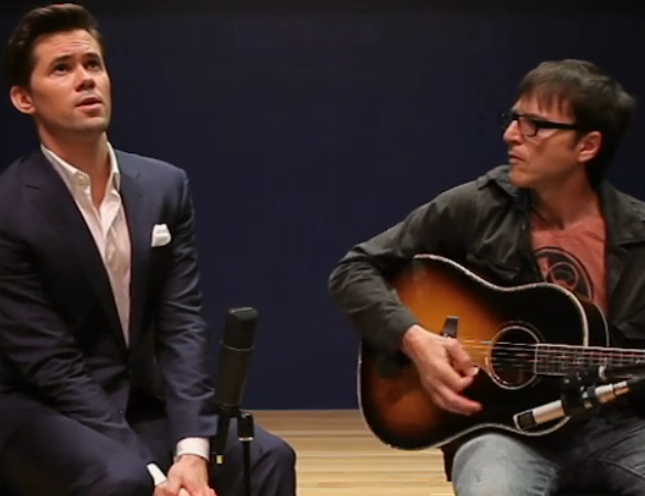 Andrew Rannells, Stephen Trask, Hedwig