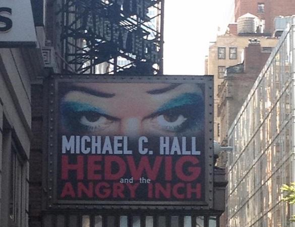 Michael C. Hall, Hedwig