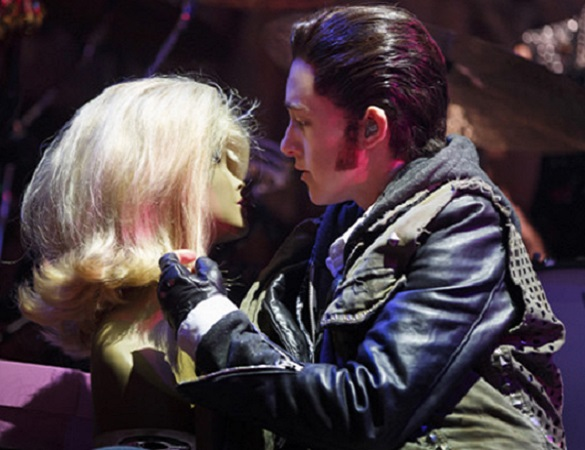 Lena Hall, Hedwig, Tony