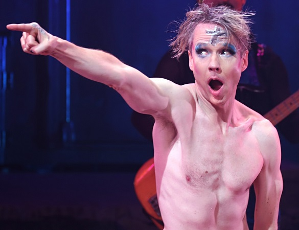 Hedwig, John Cameron Mitchell, The Guardian