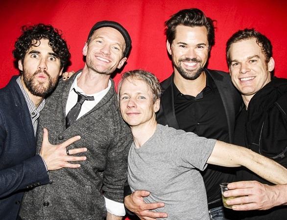 Hedwig, Darren Criss, Neil Patrick Harris, John Cameron Mitchell, Andrew Rannells, Michael C Hall