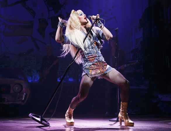 Hedwig, Darren Criss, Rebecca Naomi Jones, Photos
