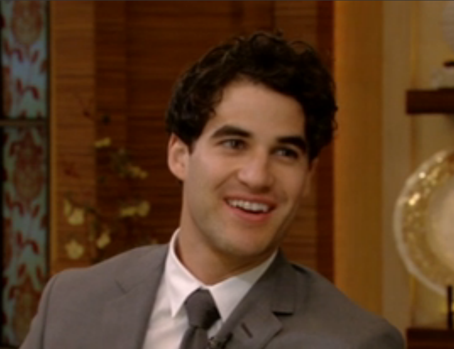 Hedwig, Darren Criss, Broadway, Live with Kelly and Michael