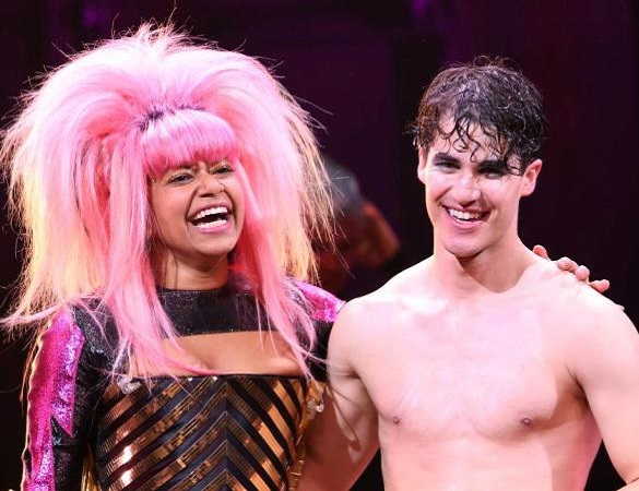 Hedwig, Darren Criss, Rebecca Naomi Jones, Broadway, US News