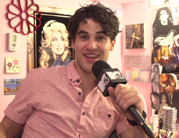 Hedwig, Darren Criss, Broadway, MTV News, YouTube