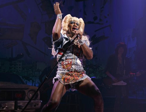 Hedwig, Broadway, Taye Diggs, The Hollywood Reporter