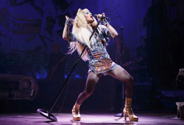 Darren Criss, Lena Hall, Tits of Clay, Hedwig National Tour, San Francisco